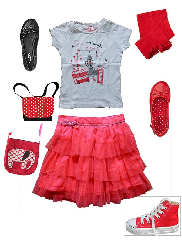 3d4d7d0518 Divattippek kislányoknak: piros-fekete-fehér | baniko műhelye