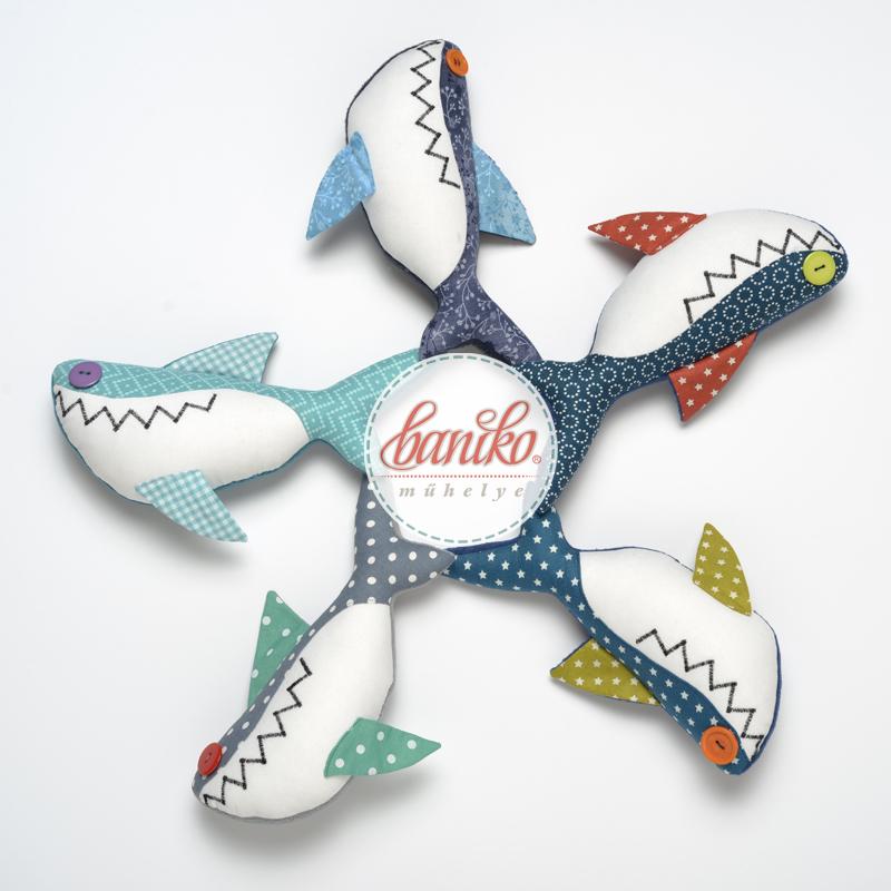 Színes cápák