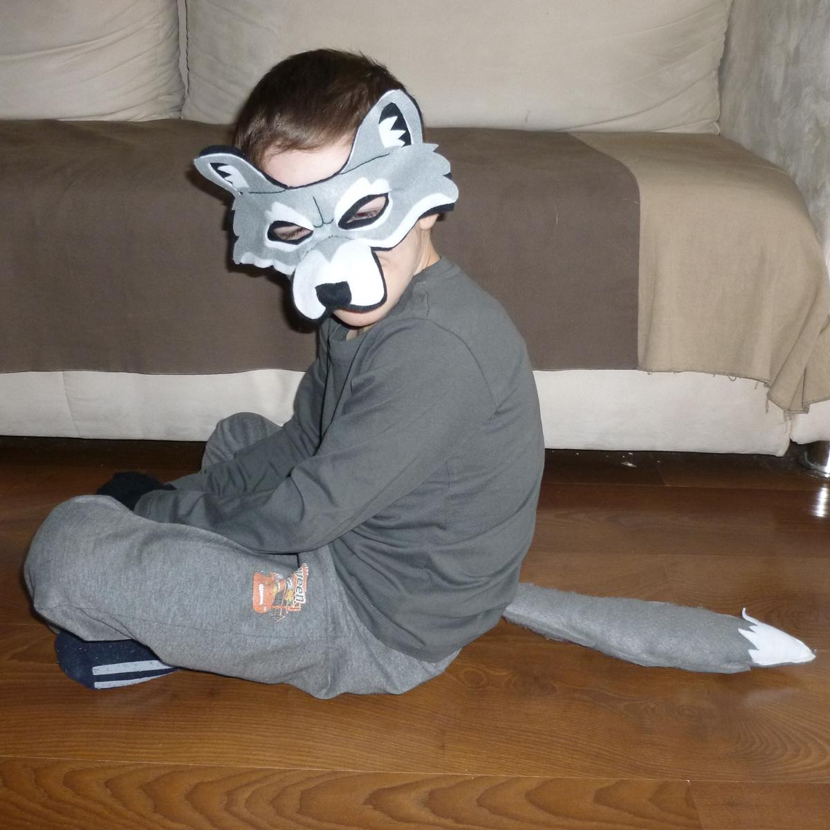 Farkas jelmez