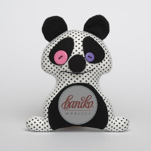 Panda kislány