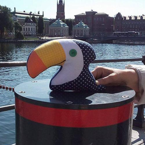 Üdvözlet Stockholmból
